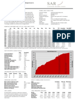 SAR Liquid Equity Alpha Strategy - Equity Market Neutral - Factsheet 2 x