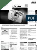FX A201 Manual