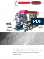 Toro Equipment Anaconda, Fatflot & Sludgeway Technical Specifications