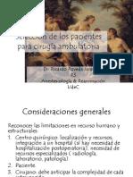Selección de los pacientes para cirugía ambulatoria.pptx