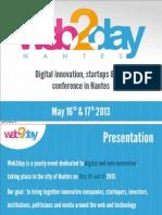 Web2day - Présentation (EN)