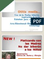 Otitis Media Biberón Infecciones Respiratorias.pptx