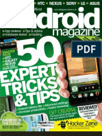 Android Magazine - Issue 21 2013