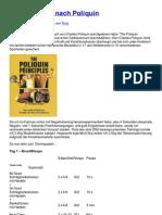 Trainingsplan nach Poliquin / Fitness-Blog