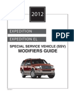 2012 Expedition SSV2