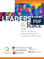Leadership and Race FINAL_Electronic_072010
