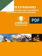 59602427 Estandares Codelco Chuquicamata