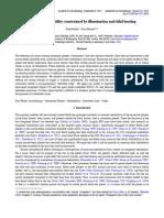 Exomoon Habitability Constrained by Illumination and Tidal Heating