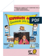 Implementacion Un Sistema de Comunicacion Comunitaria Para La Participacion Infantil