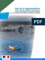 JANVIER 2013 Synthese de La Reglementation de La Peche Maritime de Loisir Cle0c9f31