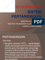 Sistem Pertandingan GERKO