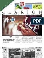 Clarion Volume 67 Issue 09