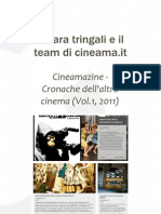 Cineamazine Vol. 1 - 2011