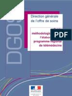 Guide Methhodologique Elaboration Programme Regional Telemedecine