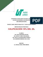 LAURA UNIDAD II - Mercadotecnia Estrategica