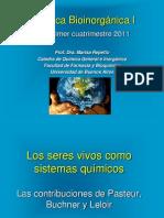 Bioinorganica i 2011