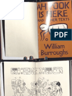Ah Pook is Here William S. Burroughs