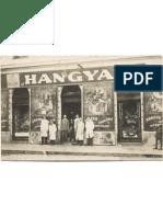 Hangya- első 25 éve