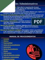 1 A - Sistemas de Información -  Manuales Administrativos