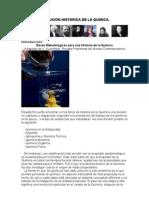 Evolucion Historica de La Quimica