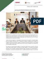 19-02-13 Boletin 1368 Familias campesinas prioridad del Gobierno de la Gente