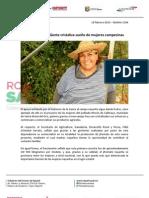 19-02-13 Boletin 1366 Gobierno de la Gente cristaliza sueño de mujeres campesinas