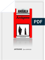 Antigone , étude de texte