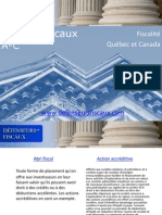 Aide Fiscale Glossaire