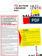 Tract Salaire
