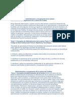 Semana 1 Políticas de administración y recuperación de la cartera Administración y recuperación de la cartera de Créditos