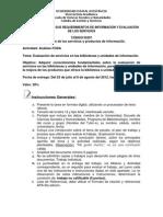 Análisis FODA-05207
