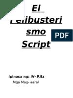 El Fili Script
