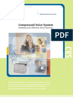 RAD Compressed Voice Systems