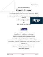 Project Oxygen Documentation