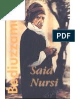bediüzzaman said nursi biography english