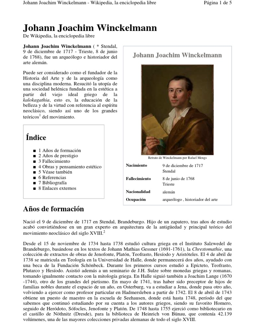 Wiki Johann Joachim Winckelmann