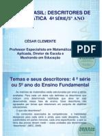 Descritores de Matematica (1)