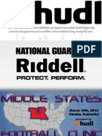 2013 middle states football clinic brochure
