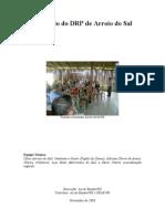 Relatrio Do DRP de Arroio Do Sal[1]