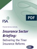 Tiner Insurance Report