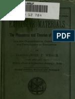 13279804  Explosive Materials 1907