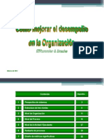 Metodología Rummler -Brache para la Mejora de la Organizacion