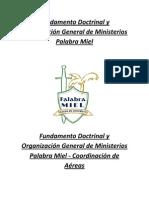 Fundamentos+Doctrinales+Palabra Miel