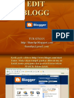 Edit Blogg