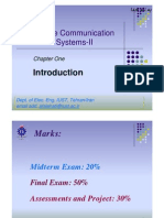 Wireless Communication Systems II
