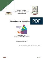 Municipio de Hecelchakán
