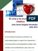 El cine y la ecuación médica
