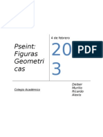 figuras geometricas Pseint