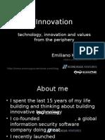 EK G21 Innovation June07