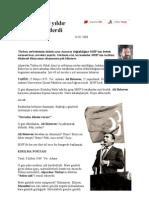 MHP'nin 40 yıldır bitmeyen derdi - Soner Yalçın
